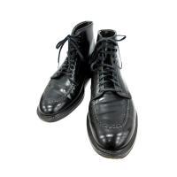 オールデン ALDEN インディーブーツ コードバン レザー 7 黒 ブラック 40509H /MR...