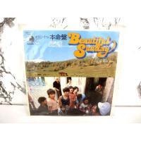 EPレコード Beautifl Sunday DANIEL BOONE F-233 その他 【ベクト...