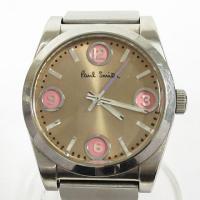 ポールスミス PAUL SMITH 6038-T006418 クォーツ 腕時計 3針 シルバー ◆Y...