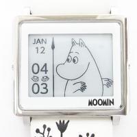 ムーミン スマートキャンバス クォーツ 腕時計 ムーミントロール 交換用バンドセット W1-MM30...