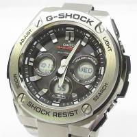カシオジーショック CASIO G-SHOCK G-STEEL 腕時計 アナデジ タフソーラー GS...