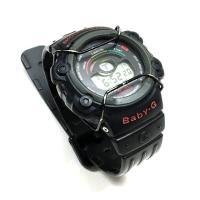 カシオ CASIO Baby-G ベイビージー BG-100 腕時計 ウォッチ ブラック 黒 SSA...