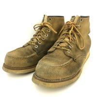 レッドウィング REDWING アイリッシュセッター スエード ブーツ 靴 ベージュ 薄茶 SSAW...