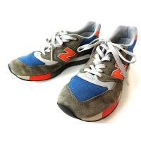 ニューバランス NEW BALANCE ジェイクルー J.CREW スニーカー 靴 M998JC3 ...