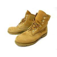 ティンバーランド Timberland 8W 10066 8240 ブーツ ベーシック スエード シ...