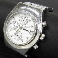 フォリフォリ Folli Follie 腕時計 ウォッチ クロノグラフ クォーツ アナログ ステンレ...