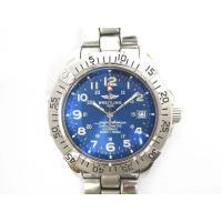 ブライトリング BREITLING 腕時計 スーパーオーシャン ウォッチ A17360 自動巻き ブ...