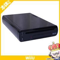 【ポイント5倍】Wii U プレミアムセット kuro 黒 本体のみ単品 中古