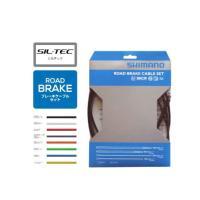 【SHIMANO】 シマノ ROAD BRAKE PTFE CABLE SET ロードブレーキレバー...