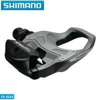 【SHIMANO】 シマノ SPD SL PEDAL ペダル PD-R550G グレー(左右ペア)【...