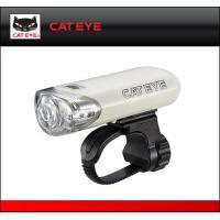 【CATEYE】 キャットアイ LIGHT ヘッドライト HL-EL140 ホワイト【4990173...