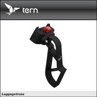 【Tern】 ターン オプションパーツ Luggagetruss ラゲッジトラス ブラック【盗難防止...