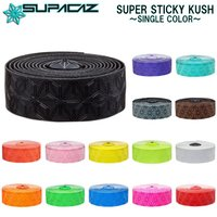 【一部予約受付中納期未定】【一部即納】【SUPACAZ】スパカズ BARTAPE バーテープ SUPER STICKY KUSH single color スーパースティッキークッシュシングルカラー