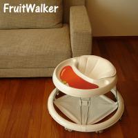 ショップオリジナルベビーウォーカー(歩行器)です。  シンプル&コンパクト+機能性。  使う期間は短...