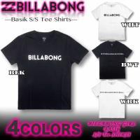 ■お馴染みのインターナショナルサーフブランドBILLABONGの ベーシックな天竺素材を使った半袖T...