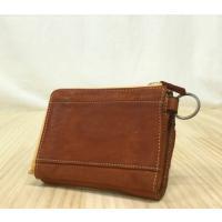 日本製 フォロ・ウォレット 馬革ヌメ2つ折り財布