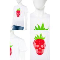 2017年春夏新作 ルシアンペラフィネ lucien pellat-finet Tシャツ 半袖 丸首 メンズ EVH1930 ホワイト 2017SS_SALE
