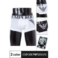エンポリオアルマーニ【Emporio Armani】パンツアンダーウェア/ボクサーパンツ【カラー】ブ...