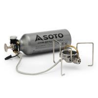 予熱不要でガスストーブの扱いやすさとガソリンストーブの力強さを融合させた新次元のストーブです。ノズル...