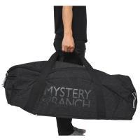 MYSTERYRANCH ミステリーランチ ミッションダッフルは馬蹄型ジッパーによる大きな開口部で荷...