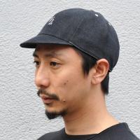 ベーシックなスタイルの4パネルをベースに今の帽子のトレンドにあわせ、デニムとコットンツイルを使い、 ...