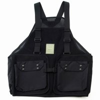 エムアイエス MIS Hunting Vest Black