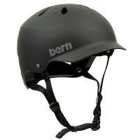 bernブランドの代名詞的存在である「WATTS」  ヘルメットのフォルムはオールラウンドタイプ。圧...