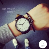 ウォッチ 腕時計  ベーシックなデザインの腕時計です。シンプルなデザインで、使いまわしもGOOD。ト...