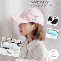 コットンキャップ 帽子 CAP  カジュアルアイテムながら大人の雰囲気漂うキャップが登場。コーデにプ...