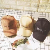 スエード 風キャップ 帽子 CAP  カジュアルアイテムながら大人の雰囲気漂うキャップが登場。コーデ...