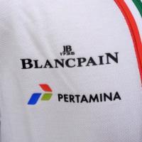 ランボルギーニ メンズ Squadra Corse LS ポロ WH 9010485CCW000