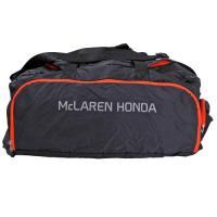 マクラーレン・ホンダ グッズ 折り畳んで携帯できるスポーツバッグ(ダッフルバッグ)です。  柔らかい...
