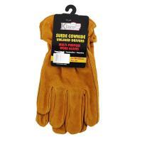 Kinco glove 50 キンコ グローブ メール便対応 ガーデン グローブ 作業用 手袋 S M L レザー 牛 革 ガーデニング ワーク キャンプ レディース メンズ おそろい