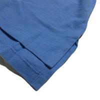 (ポロ ラルフローレン)POLO RALPH LAUREN 半袖ポロシャツ Custom-Fit Mesh Polo Shirt ブルー Blue
