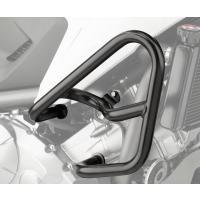 ホンダ NC700X/S NC750X  用 イタリア GIVI社のブラック仕上げ エンジンガード ...