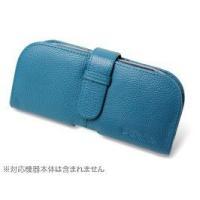 PlayStation Vitaを横方向に収納するシンプルなポーチタイプのデザインです!鞄などに入れ...