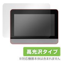 PhotoVision TV2 に対応した透明感が美しい高光沢タイプの液晶保護シート OverLay...