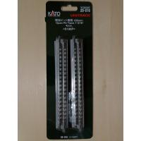 メーカー:KATO 型番  :20-016 商品名 :開放ピット線路 186mm (4本入)  標準...