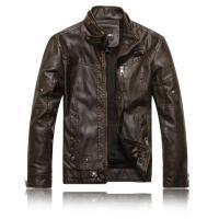★鉄板のライダース型のオシャレなフェイクレザージャケット登場しました♪柔らかな合皮が着心地良いオシャ...
