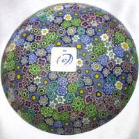 ベネチアングラス 皿 (中) ミルフィオーリ (パステル) イタリア製 モレッティ社|vivace-yokohama|02