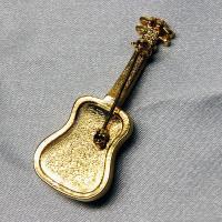 ブローチ  アメリカ製 ギター 小|vivace-yokohama|03