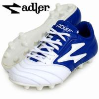 (AD107-RED/WHITE) *20 【adler】 サッカースパイク17AW MS アドラー トレド