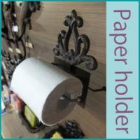 PH2428/Paper holder/定形外郵便で490円で送付/トイレットペーパーホルダー/
