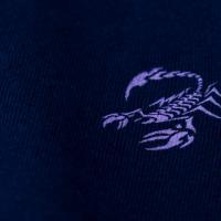 アメカジ/セブンスクローラー/メンズ ロンT ロングTシャツ 長袖/正規品 ネイビー