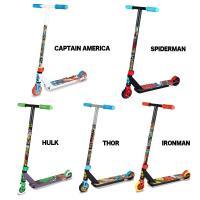 マーベルプロ スクーターのデザインは アメリカで最も人気デザインのキックスクータとなっております。 ...