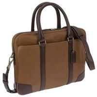 コーチ(COACH)のビジネスバッグです。  コーチ(COACH) は、1941年にマイルズ・カーン...