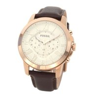 フォッシル(FOSSIL)の腕時計です。  FOSSIL(フォッシル)は1984年に創立したアメリカ...