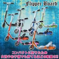 フリッパーボードは、コンパクトに折りたためる、女性やお子様でも持てるほどの軽量さ!! フリッパーボー...