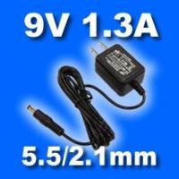 仕様 ●スイッチングACアダプター ●出力電圧:DC9V±5% 1.3A(安定化タイプ) ●入力電圧...