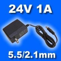 仕様 ●スイッチングACアダプター ●出力電圧:DC24V±5% 1A(安定化タイプ) ●入力電圧:...